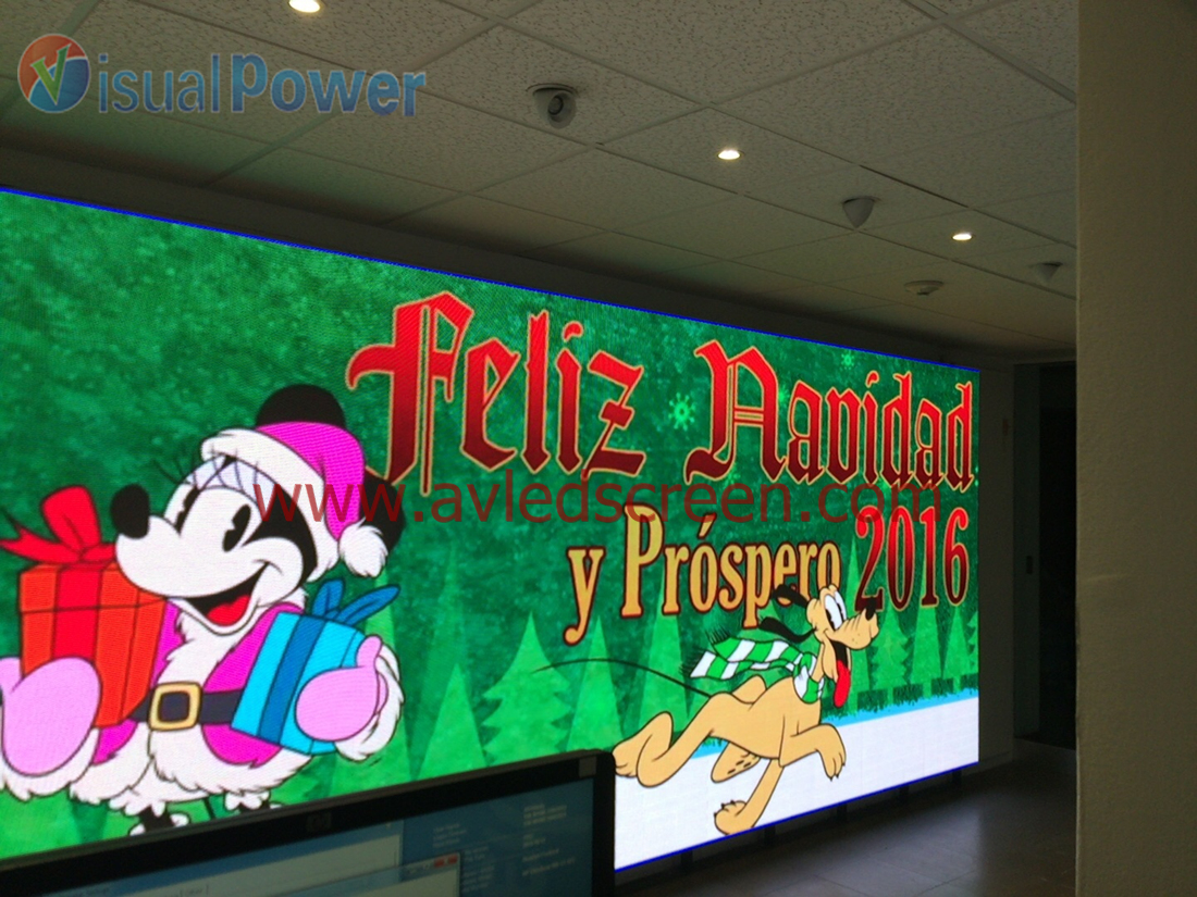 P3 indoor led display Mexico (1)