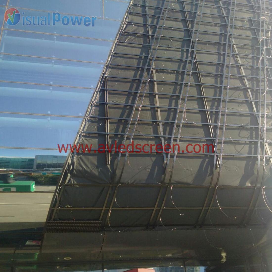 P40 LED media facade display (4)